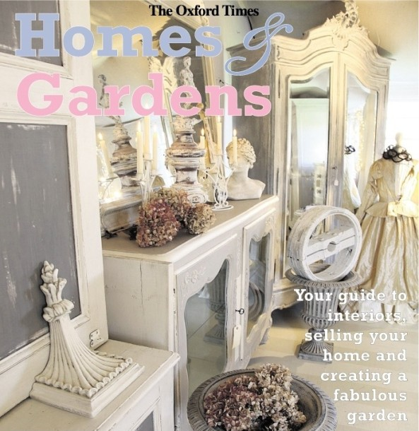 HOMES AND GARDENS (OXFORD TIMES SUPPLEMENT) 2012-08-09